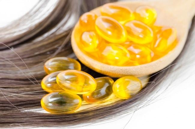 أفضل حبوب فيتامين لتكثيف الشعر