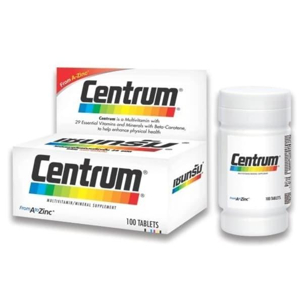 فيتامين سنتروم النهدي دواعي الاستعمال وأهميته ومكوناته